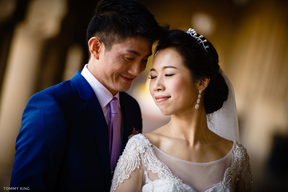 stanford memorial church wedding 旧金山湾区斯坦福教堂婚礼 Tommy Xing Photography 101.jpg