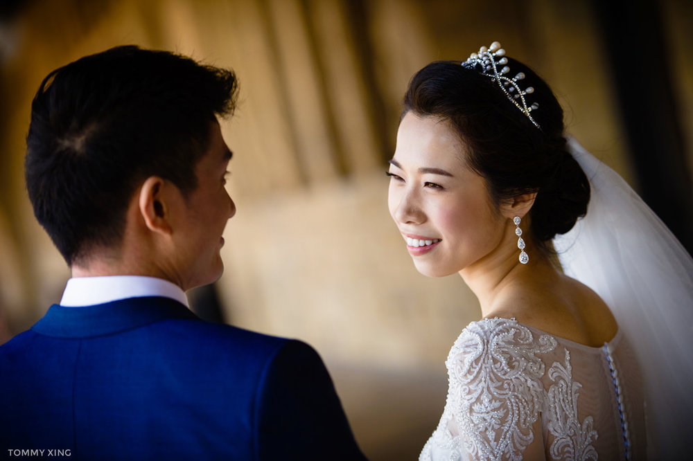 stanford memorial church wedding 旧金山湾区斯坦福教堂婚礼 Tommy Xing Photography 102.jpg