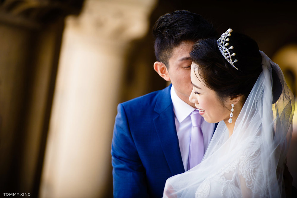 stanford memorial church wedding 旧金山湾区斯坦福教堂婚礼 Tommy Xing Photography 106.jpg