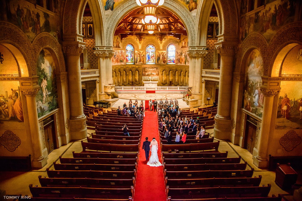 STANFORD MEMORIAL CHURCH WEDDING - Wenjie & Chengcheng - SAN FRANCISCO BAY AREA 斯坦福教堂婚礼跟拍 - 洛杉矶婚礼婚纱照摄影师 Tommy Xing Photography075.jpg