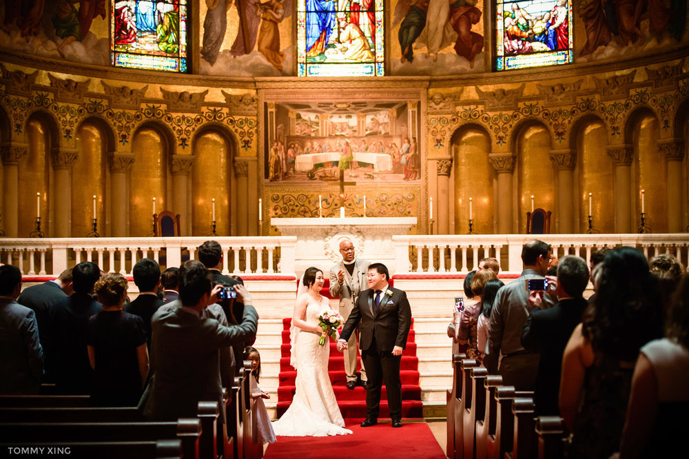 STANFORD MEMORIAL CHURCH WEDDING - Wenjie & Chengcheng - SAN FRANCISCO BAY AREA 斯坦福教堂婚礼跟拍 - 洛杉矶婚礼婚纱照摄影师 Tommy Xing Photography088.jpg