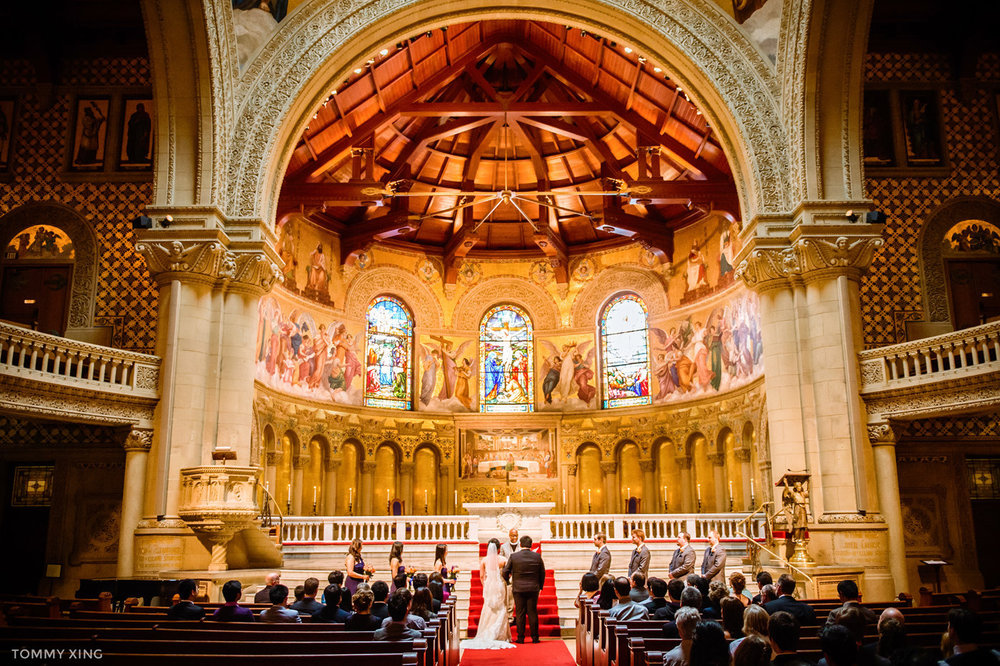 STANFORD MEMORIAL CHURCH WEDDING - Wenjie & Chengcheng - SAN FRANCISCO BAY AREA 斯坦福教堂婚礼跟拍 - 洛杉矶婚礼婚纱照摄影师 Tommy Xing Photography089.jpg