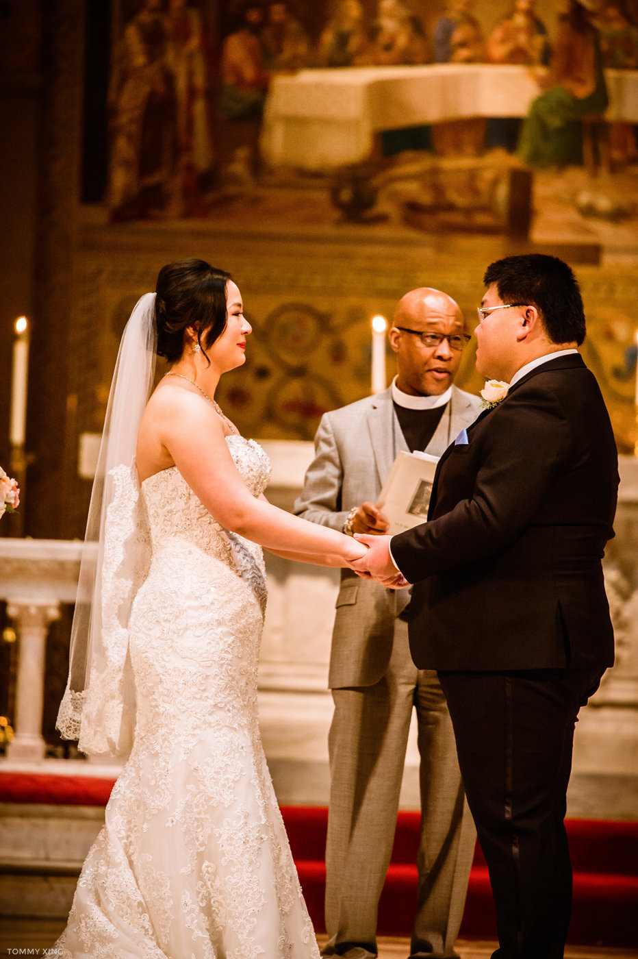 STANFORD MEMORIAL CHURCH WEDDING - Wenjie & Chengcheng - SAN FRANCISCO BAY AREA 斯坦福教堂婚礼跟拍 - 洛杉矶婚礼婚纱照摄影师 Tommy Xing Photography099.jpg