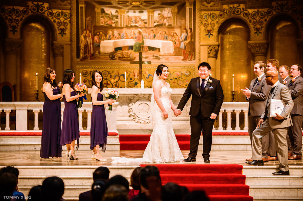 STANFORD MEMORIAL CHURCH WEDDING - Wenjie & Chengcheng - SAN FRANCISCO BAY AREA 斯坦福教堂婚礼跟拍 - 洛杉矶婚礼婚纱照摄影师 Tommy Xing Photography112.jpg