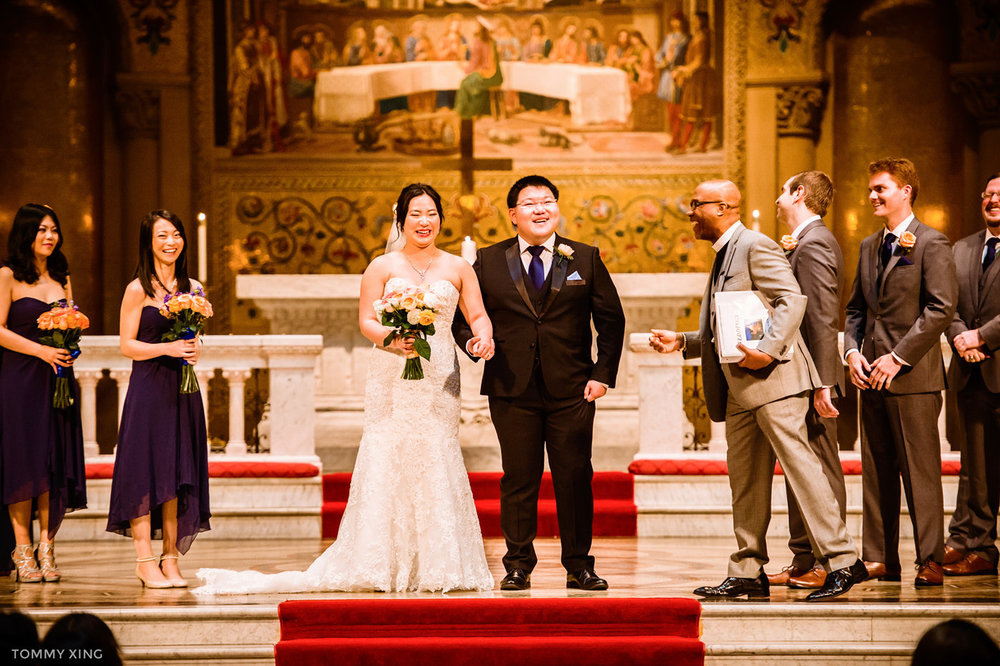 STANFORD MEMORIAL CHURCH WEDDING - Wenjie & Chengcheng - SAN FRANCISCO BAY AREA 斯坦福教堂婚礼跟拍 - 洛杉矶婚礼婚纱照摄影师 Tommy Xing Photography114.jpg