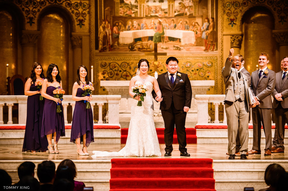 STANFORD MEMORIAL CHURCH WEDDING - Wenjie & Chengcheng - SAN FRANCISCO BAY AREA 斯坦福教堂婚礼跟拍 - 洛杉矶婚礼婚纱照摄影师 Tommy Xing Photography115.jpg