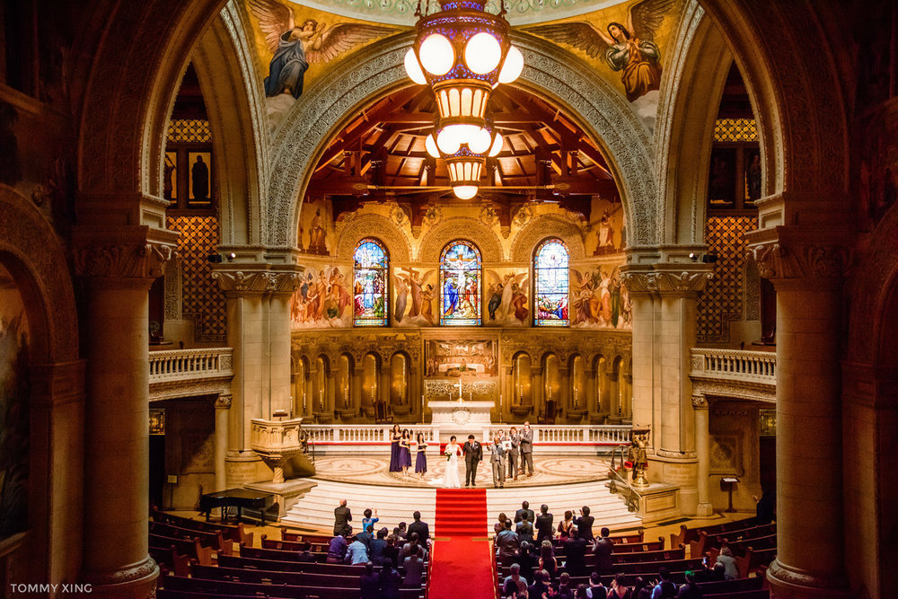 STANFORD MEMORIAL CHURCH WEDDING - Wenjie & Chengcheng - SAN FRANCISCO BAY AREA 斯坦福教堂婚礼跟拍 - 洛杉矶婚礼婚纱照摄影师 Tommy Xing Photography117.jpg