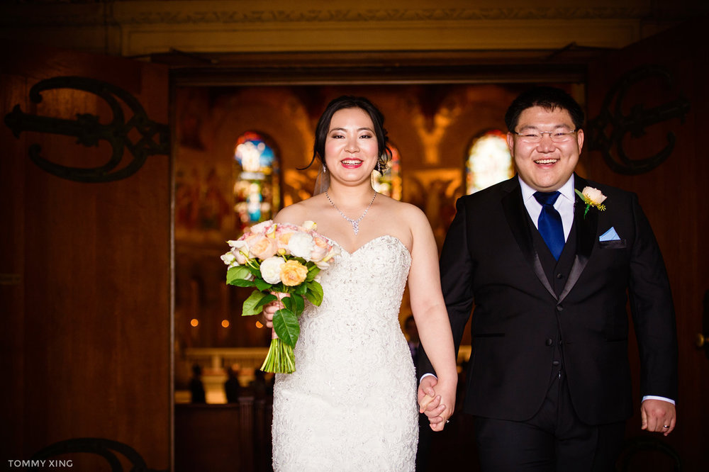 STANFORD MEMORIAL CHURCH WEDDING - Wenjie & Chengcheng - SAN FRANCISCO BAY AREA 斯坦福教堂婚礼跟拍 - 洛杉矶婚礼婚纱照摄影师 Tommy Xing Photography124.jpg