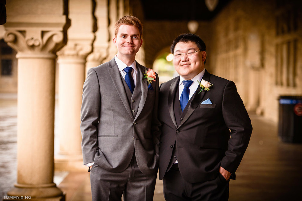 STANFORD MEMORIAL CHURCH WEDDING - Wenjie & Chengcheng - SAN FRANCISCO BAY AREA 斯坦福教堂婚礼跟拍 - 洛杉矶婚礼婚纱照摄影师 Tommy Xing Photography139.jpg