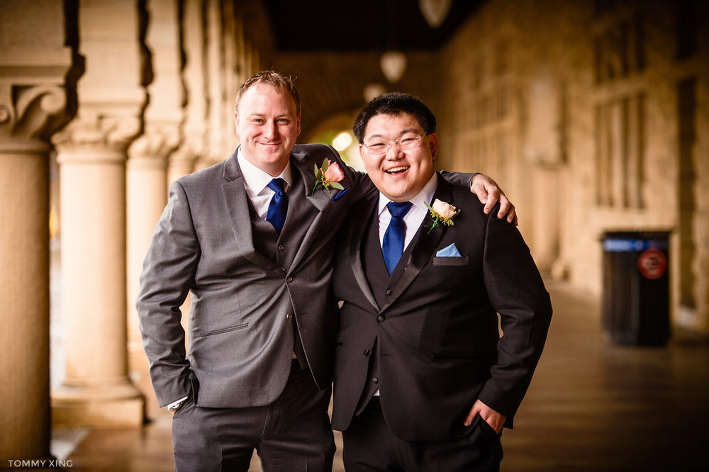 STANFORD MEMORIAL CHURCH WEDDING - Wenjie & Chengcheng - SAN FRANCISCO BAY AREA 斯坦福教堂婚礼跟拍 - 洛杉矶婚礼婚纱照摄影师 Tommy Xing Photography142.jpg