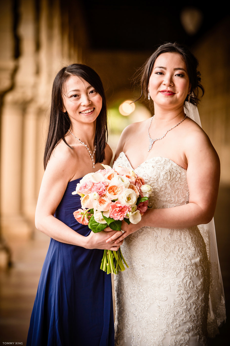 STANFORD MEMORIAL CHURCH WEDDING - Wenjie & Chengcheng - SAN FRANCISCO BAY AREA 斯坦福教堂婚礼跟拍 - 洛杉矶婚礼婚纱照摄影师 Tommy Xing Photography144.jpg