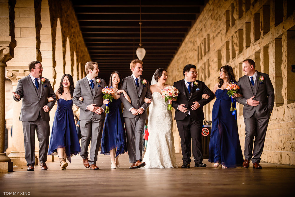 STANFORD MEMORIAL CHURCH WEDDING - Wenjie & Chengcheng - SAN FRANCISCO BAY AREA 斯坦福教堂婚礼跟拍 - 洛杉矶婚礼婚纱照摄影师 Tommy Xing Photography148.jpg