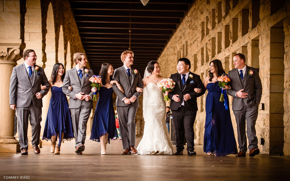 STANFORD MEMORIAL CHURCH WEDDING - Wenjie & Chengcheng - SAN FRANCISCO BAY AREA 斯坦福教堂婚礼跟拍 - 洛杉矶婚礼婚纱照摄影师 Tommy Xing Photography149.jpg