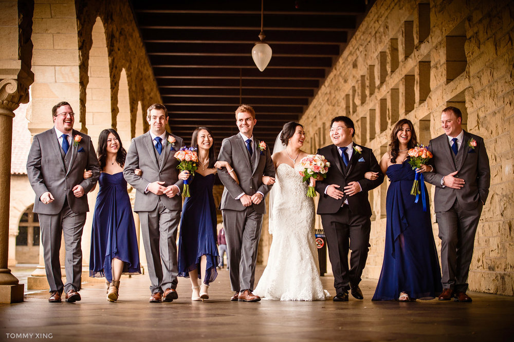 STANFORD MEMORIAL CHURCH WEDDING - Wenjie & Chengcheng - SAN FRANCISCO BAY AREA 斯坦福教堂婚礼跟拍 - 洛杉矶婚礼婚纱照摄影师 Tommy Xing Photography150.jpg