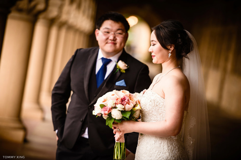 STANFORD MEMORIAL CHURCH WEDDING - Wenjie & Chengcheng - SAN FRANCISCO BAY AREA 斯坦福教堂婚礼跟拍 - 洛杉矶婚礼婚纱照摄影师 Tommy Xing Photography155.jpg