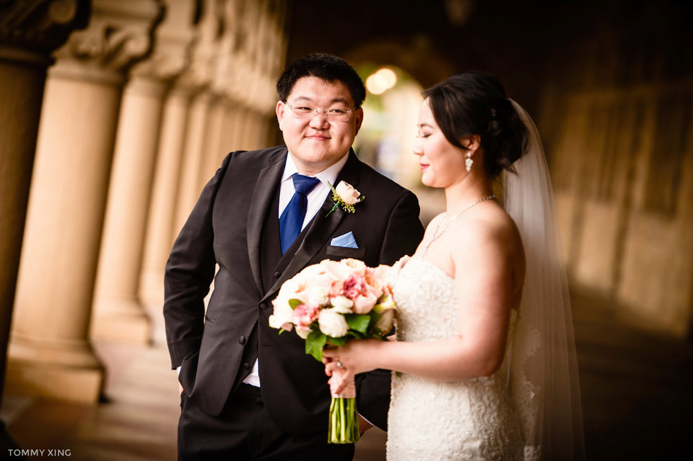 STANFORD MEMORIAL CHURCH WEDDING - Wenjie & Chengcheng - SAN FRANCISCO BAY AREA 斯坦福教堂婚礼跟拍 - 洛杉矶婚礼婚纱照摄影师 Tommy Xing Photography156.jpg