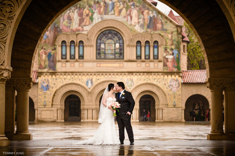 STANFORD MEMORIAL CHURCH WEDDING - Wenjie & Chengcheng - SAN FRANCISCO BAY AREA 斯坦福教堂婚礼跟拍 - 洛杉矶婚礼婚纱照摄影师 Tommy Xing Photography161.jpg