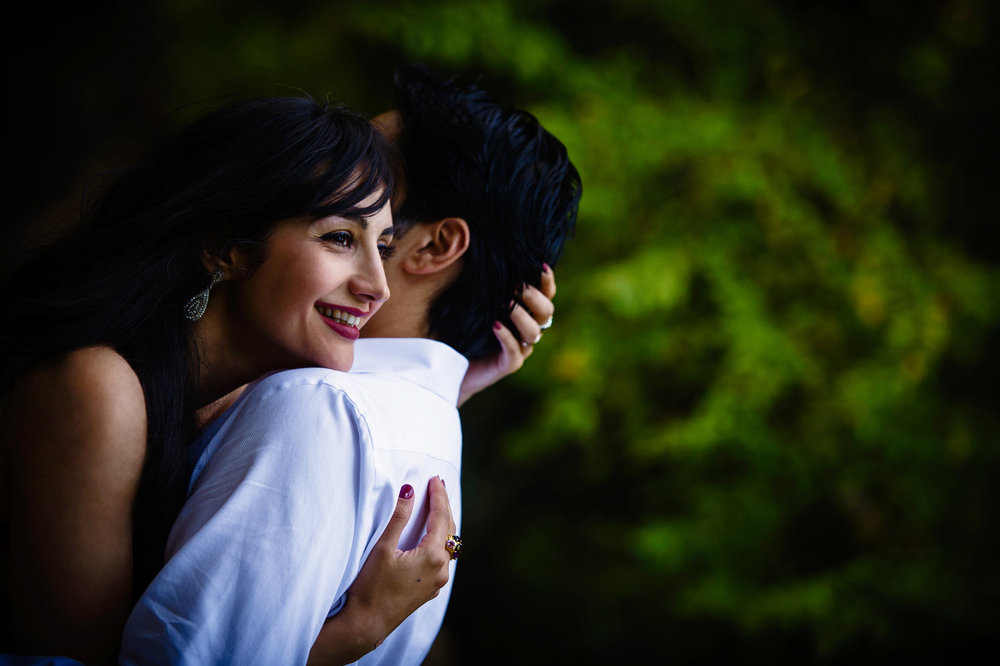 Griffith park engagement 洛杉矶婚纱照
