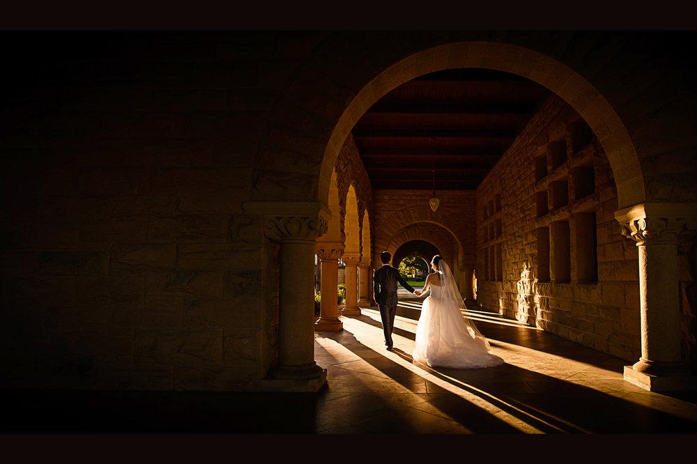 Stanford University Pre Wedding 美国洛杉矶旧金山婚礼婚纱照摄影师 TOMMY XING