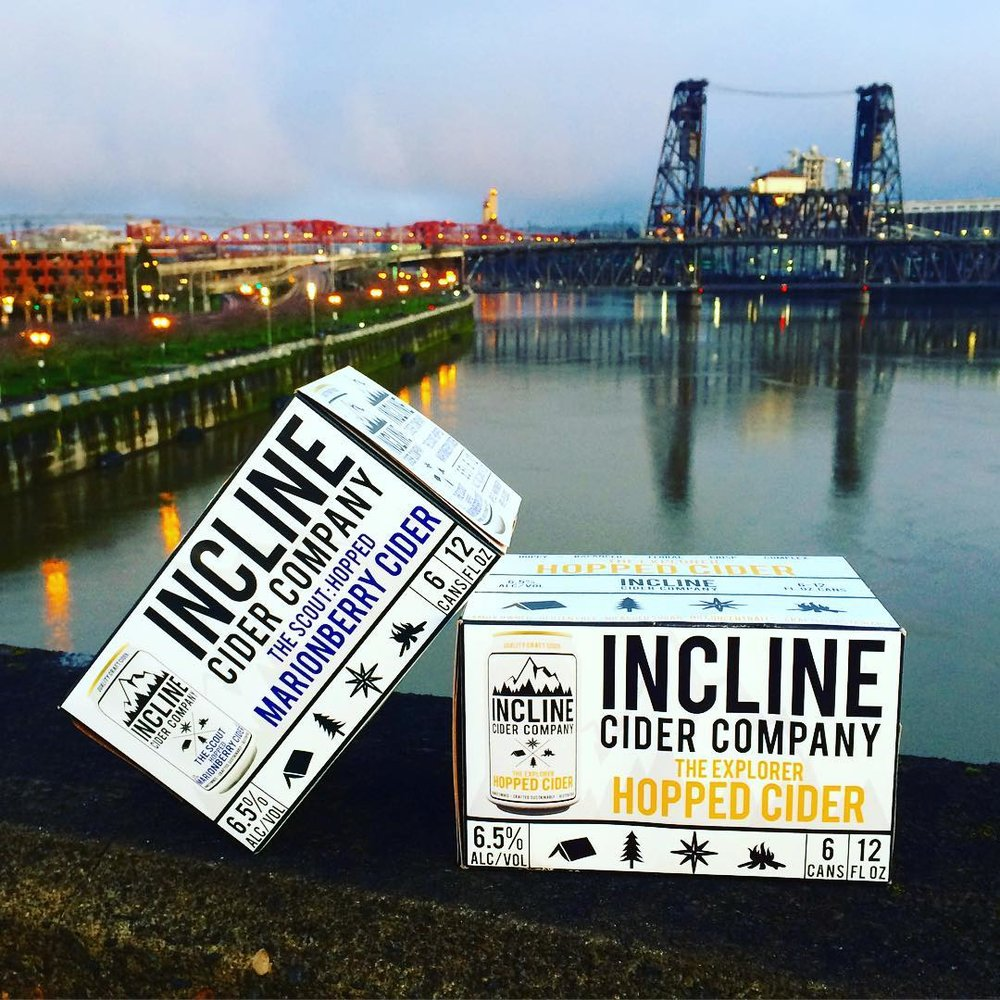 Cider by Incline