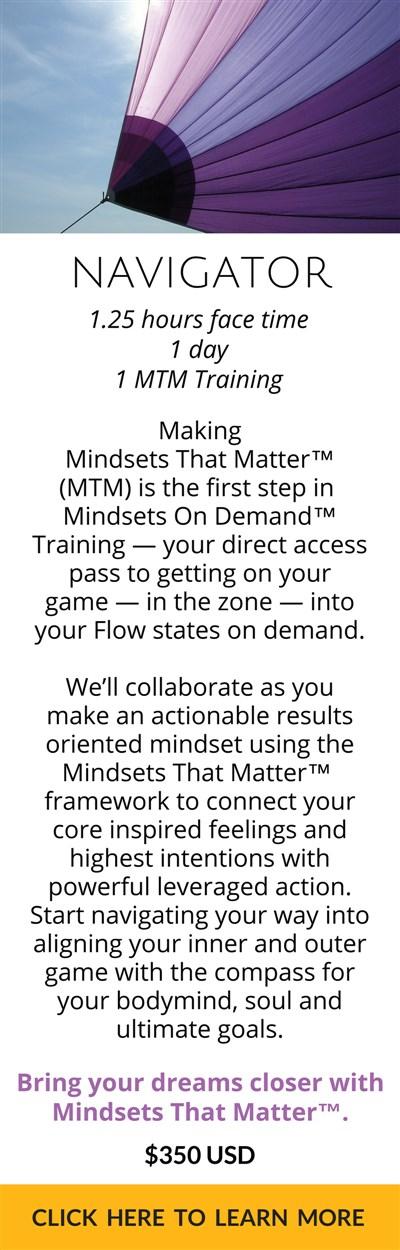 Mindsets On Demand Training + Navigator
