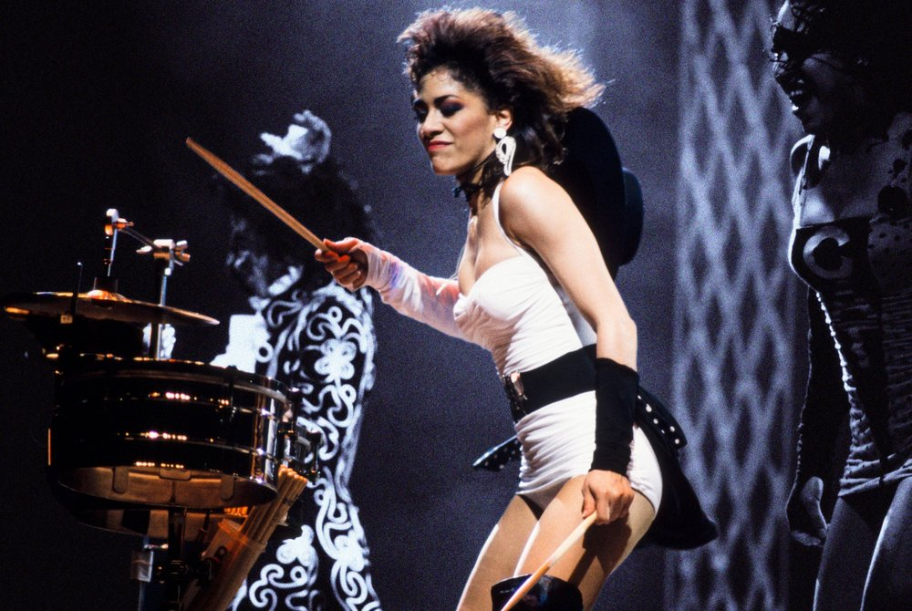 THE MUSICAL LEGACY OF SHEILA E.