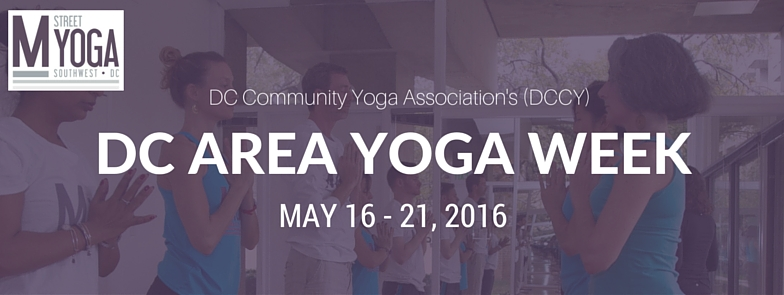 dc yoga week