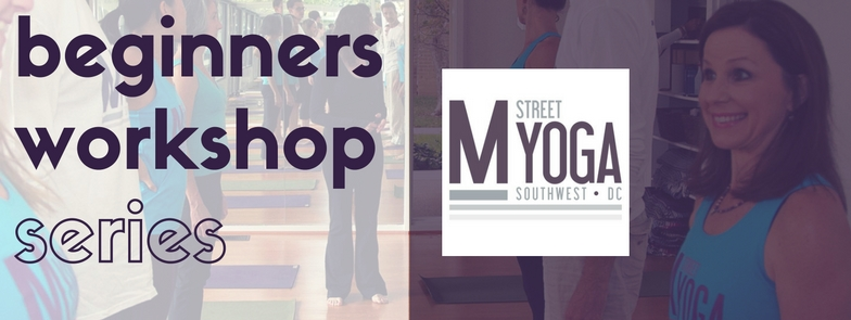 Yoga for Beginners Workshop Series with Beth Funk