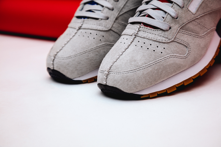 8be9fdd9ddb Kendrick Lamar Goes For a Trifecta with the Reebok Classic Leather ...