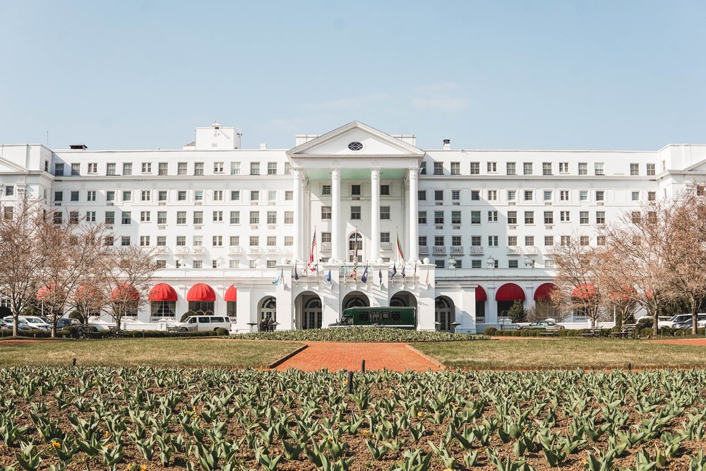 The Greenbrier - White Sulpher Springs, WV