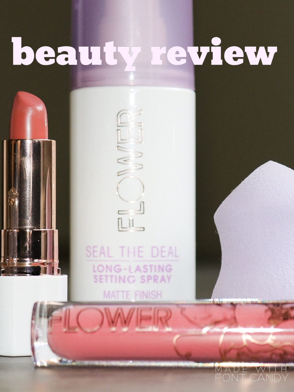 Flower beauty review xoxo tat flower beauty review izmirmasajfo
