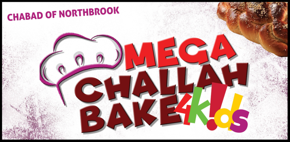 Mega Challah Bake4Kids! - Oct 11, 2018
