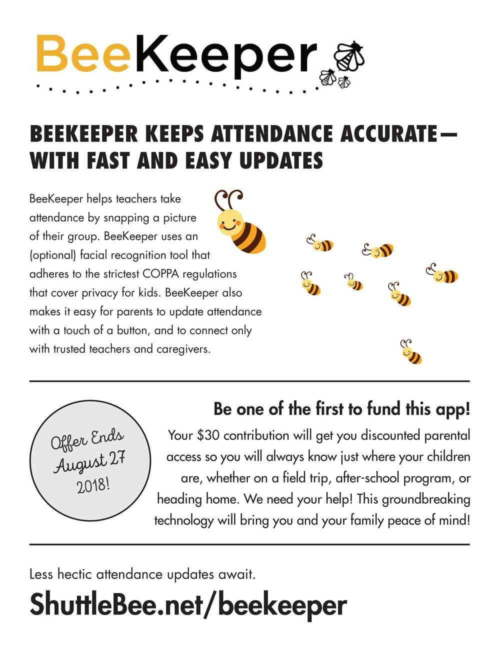 BeeKeeper Presale August 27.jpg