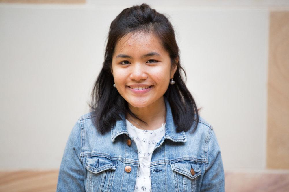 Theresa Chin Speaker Coordinator