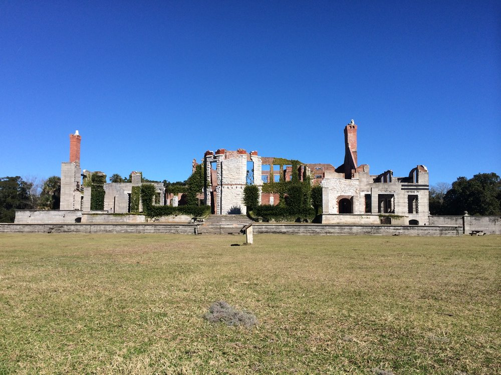 cumberland island + jacksonville - 2014