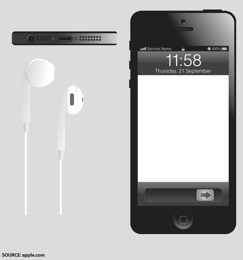 iPhone Illo