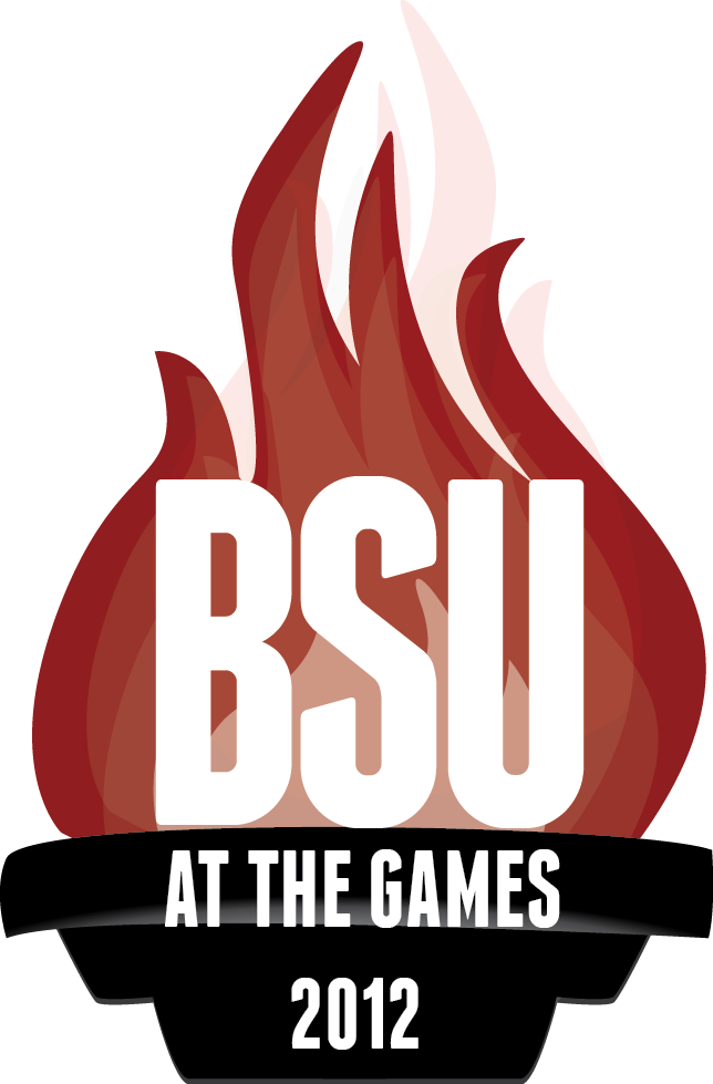 BSU at the Games Logo - 1