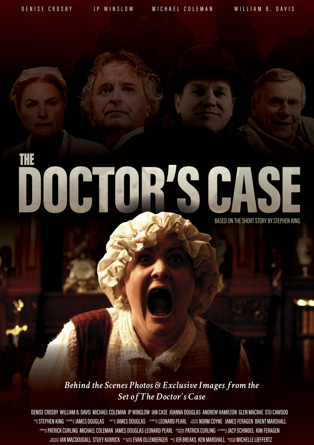 The Doctor's Case Magazine