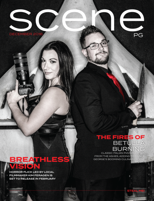 The Scene PG Magazine