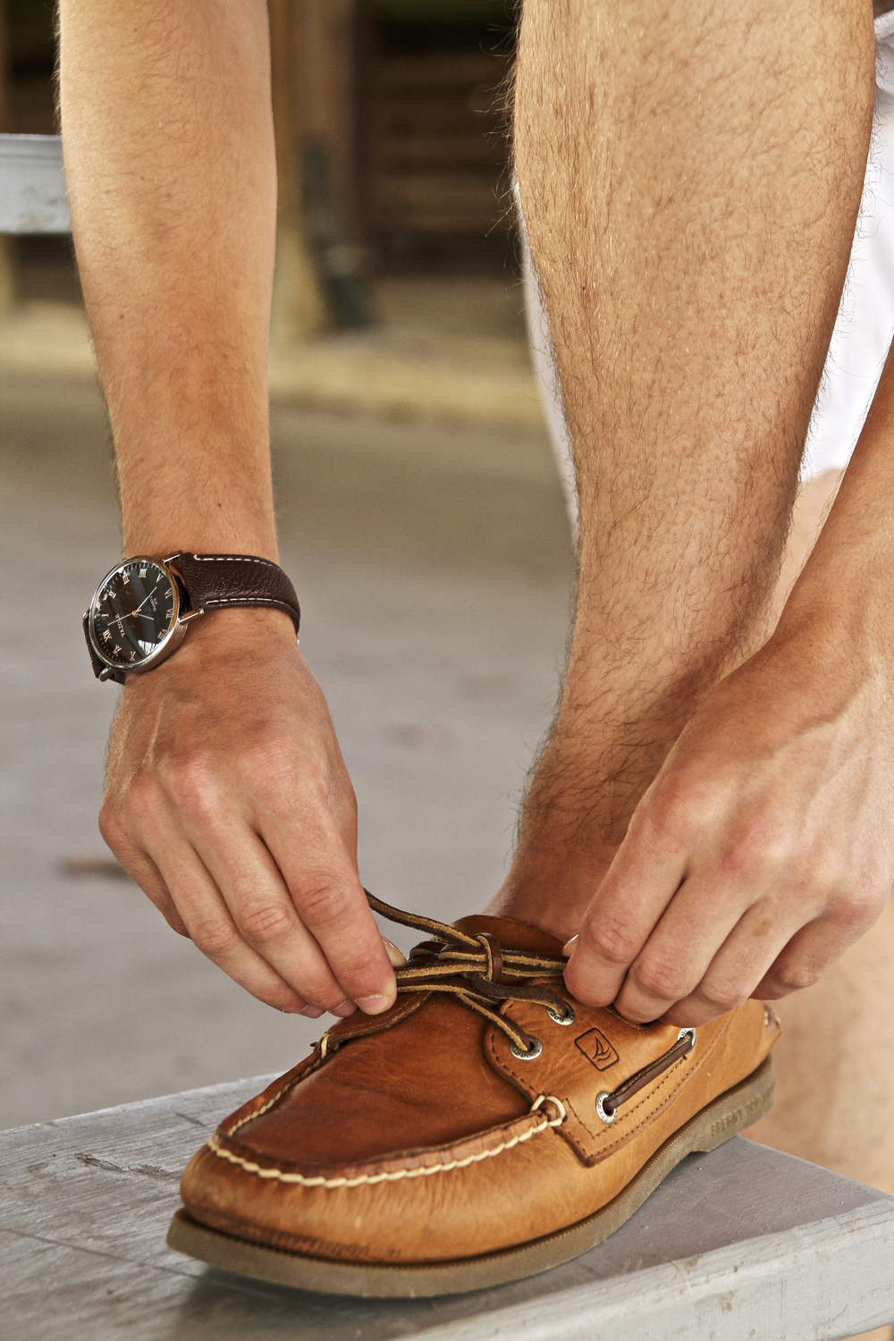 Fashion style How to sperrys wear boat shoes for woman