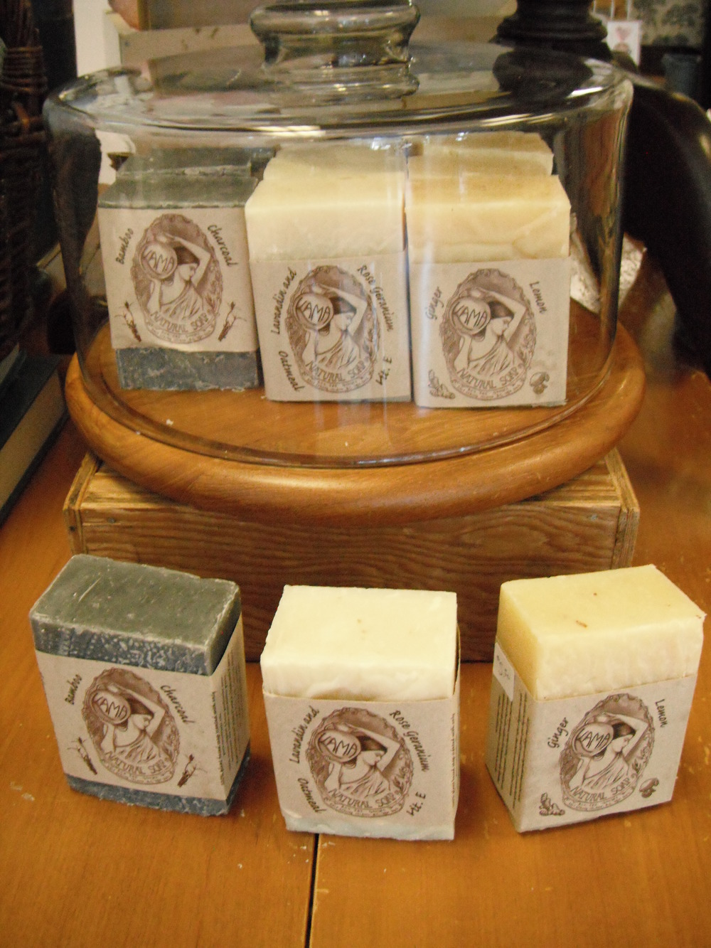 Kama Soap
