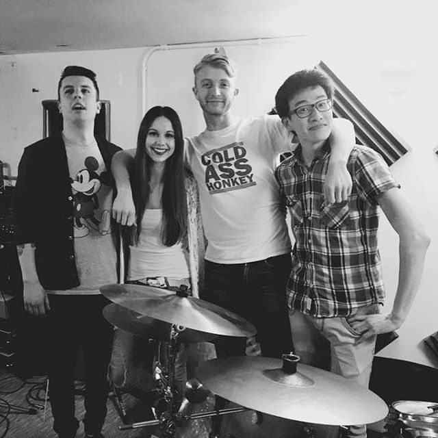 It's decided.... We're a band!  Look for us, Seattle:  04/21 @ The Rendezvous 05/20 @ Columbia City Theater