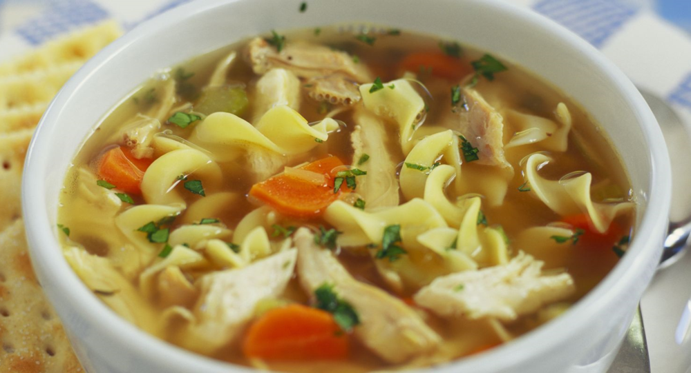How to cook chicken noodle soup 24