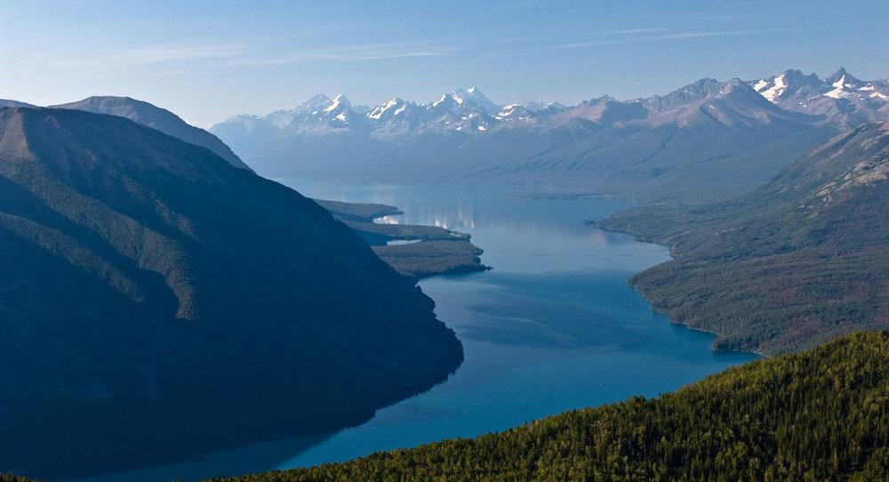 PIC: Chilko Experience Wilderness Resort Website.