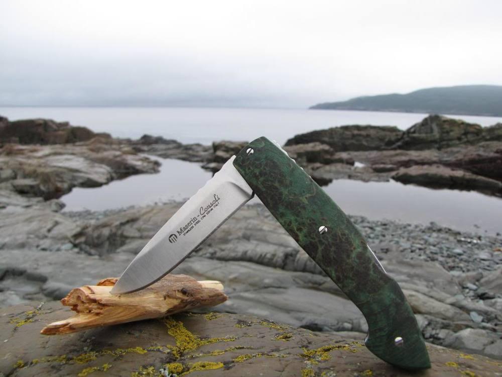 Maserin pocketknife