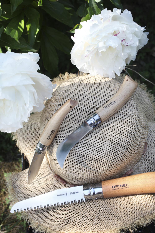 Best garden knife set Opinel