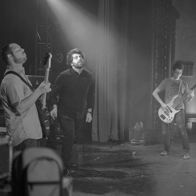 That one time we played at the Victoria Theatre in SF. #sanfrancisco #music #beforesleepband  Photo by: @verayne