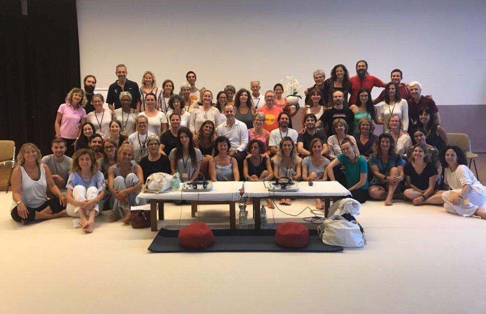 UNIVERSITY OF MASSACHUSETTS MEDICAL SCHOOL CENTER for MINDFULNESS    Συνεχής εκπαίδευση και εξάσκηση mindfulness και MBSR από τους κορυφαίους δασκάλους του    Center For Mindfulness    στο Κέντρο Mindfulness της Ιατρικής Σχολής του Πανεπιστημίου της Μασαχουσέτης.