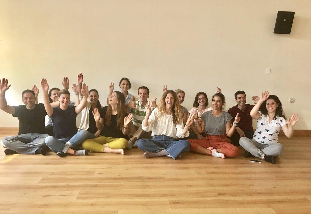 MINDFULNESS WORKSHOPS | ΤΡΑΠΕΖΑ ΠΕΙΡΑΙΩΣ    Εισάγοντας νέες ομάδες του οργανισμού στη θεραπευτική   προσέγγιση του mindfulness για τη διαχείριση του στρες και την ανάπτυξη δεξιοτήτων που μας επιτρέπουν να διατηρούμε την ψυχική μας ισορροπία.