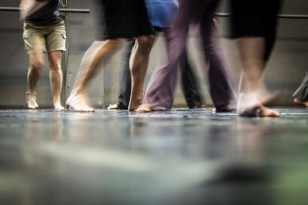 Μαθήματα κινητικού διαλογισμού mindfulness στην Ελλάδα